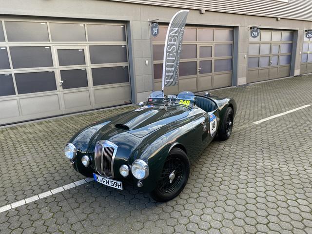 Frazer-Nash Mille Miglia - Für Rennen gemacht