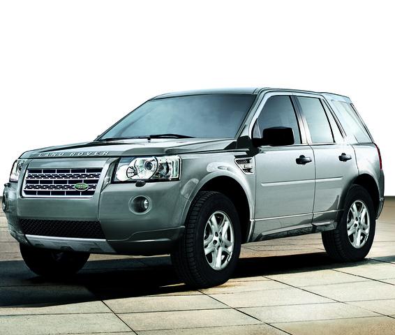 Land Rover Freelander XE mit neuem Einstiegspreis