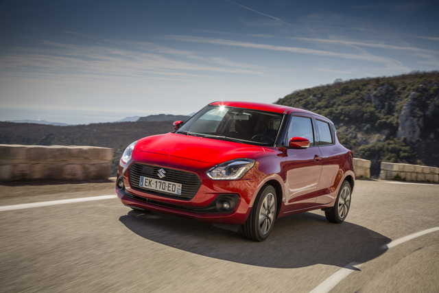 Test: Suzuki Swift - Am liebsten mit Turbo