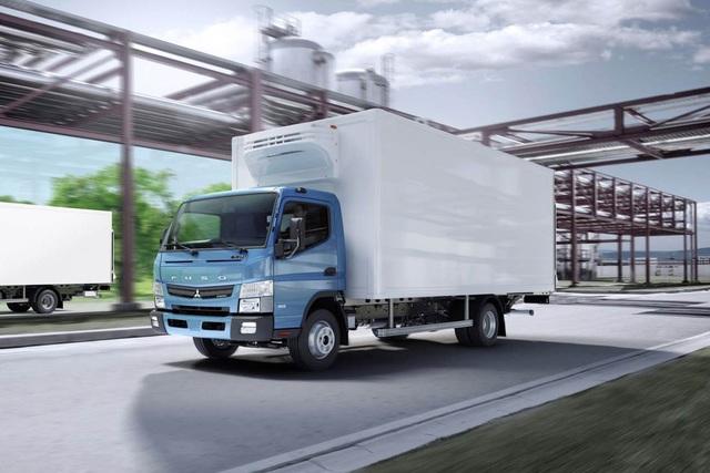 Fuso Canter - Doppelkupplung für den Leicht-Lkw