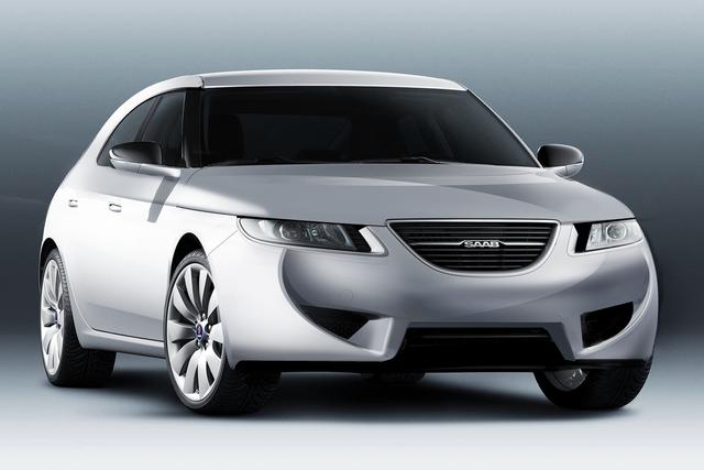 Saab Allrad-Hybrid - Neue Saab-Technologie - auch für andere