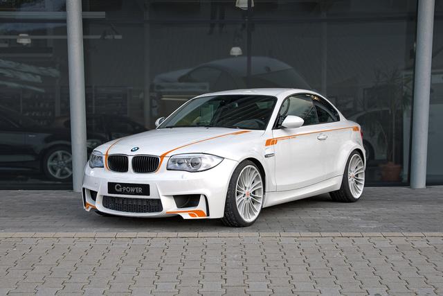 Getunter BMW 1er M - Wie der große Bruder