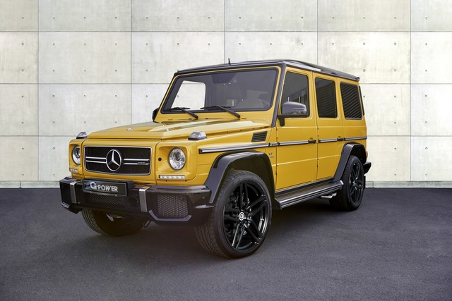 mercedes g 63 amg mit leistungsspritze g klasse mit g power. Black Bedroom Furniture Sets. Home Design Ideas