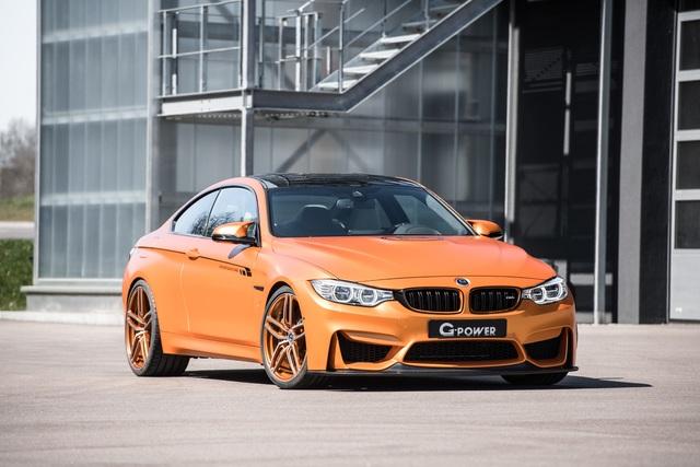 BMW M4 von G-Power - Starker Bayer