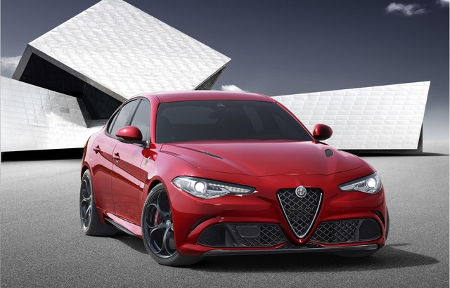 Alfa Romeo Giulia - Angriff des Hoffnungsträgers (Vorabbericht)
