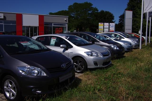 Neue Dieselprämien der Autohersteller - Nicht jedes Angebot lohnt sich