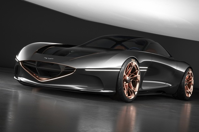 Genesis Essentia Concept - Hyundais Hingucker