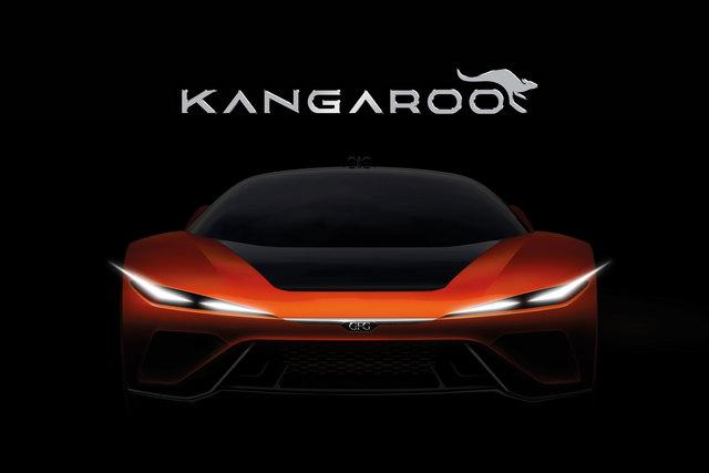 GFG Style Kangaroo - Das erste Elektro-Hyper-SUV