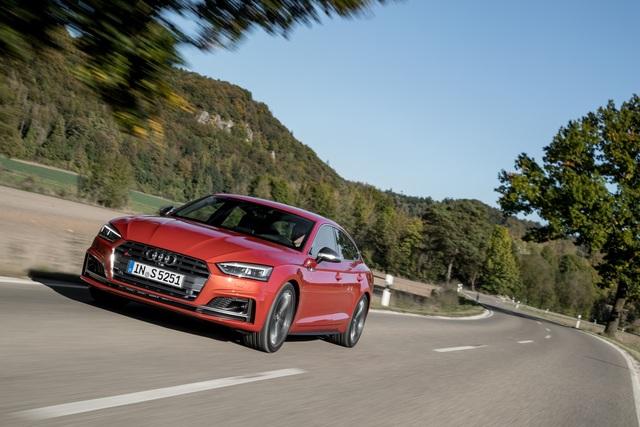 Audi A5 Sportback - Zurück auf der Höhe der Zeit (Kurzfassung)