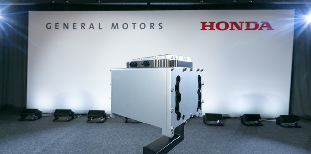 Kooperation von Honda und GM - Gemeinsame Brennstoffzellenproduktion ab 2020