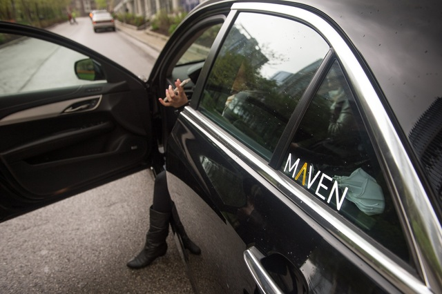 Opel-Projekt Maven - Geteilte Freude