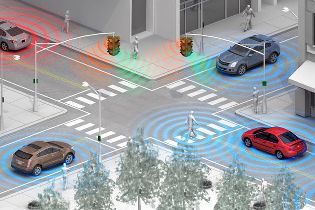 Fußgängerschutz - Handy warnt Autos