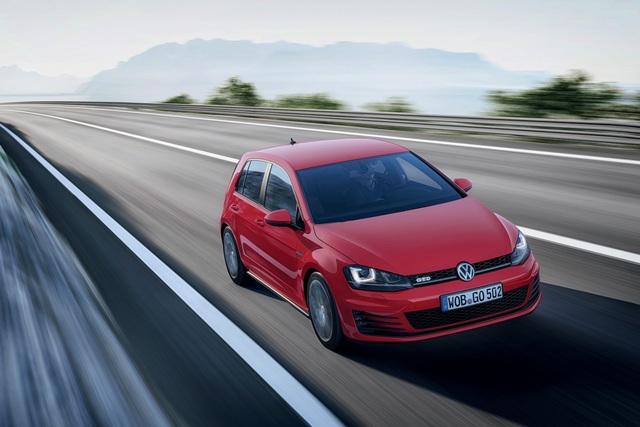 """""""Auto des Jahres 2013"""" - Golf gewinnt"""