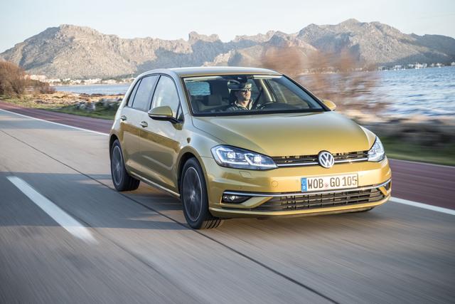 VW Golf - Neuer Standardbenziner ist da