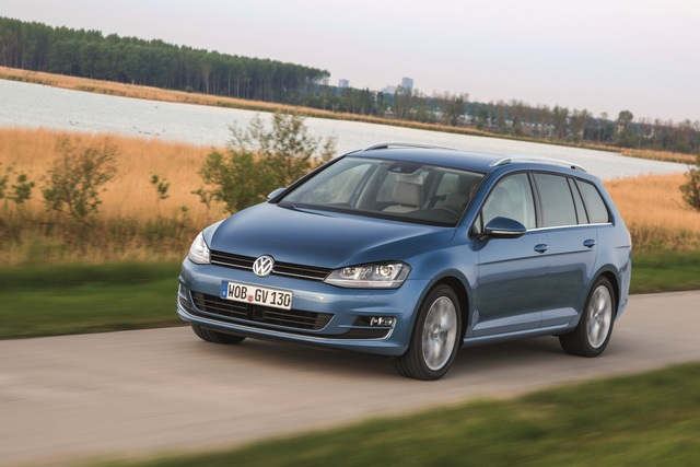 VW Golf Variant 4Motion - Kraft für alle vier
