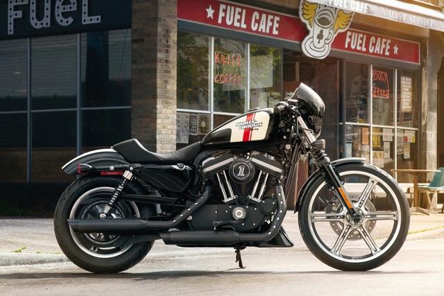 Harley-Davidson Sportster 883 - Hubraum zum Selbermachen