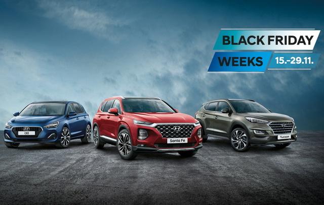 Rabattwochen bei Hyundai - Bis zu 6.000 Euro Preisnachlass