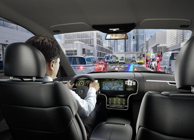 New Mobility: Fahrerinformation im Auto  - Das Cockpit von gestern, heute und morgen