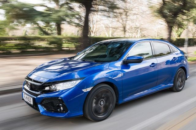 Honda Civic - Jetzt auch mit Diesel