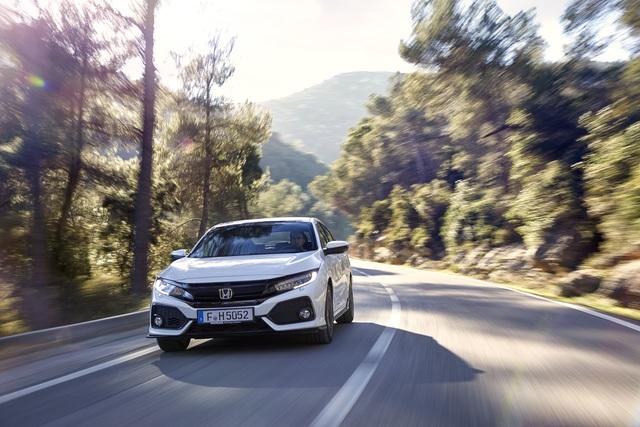 Honda Civic - Aber sicher (Kurzfassung)