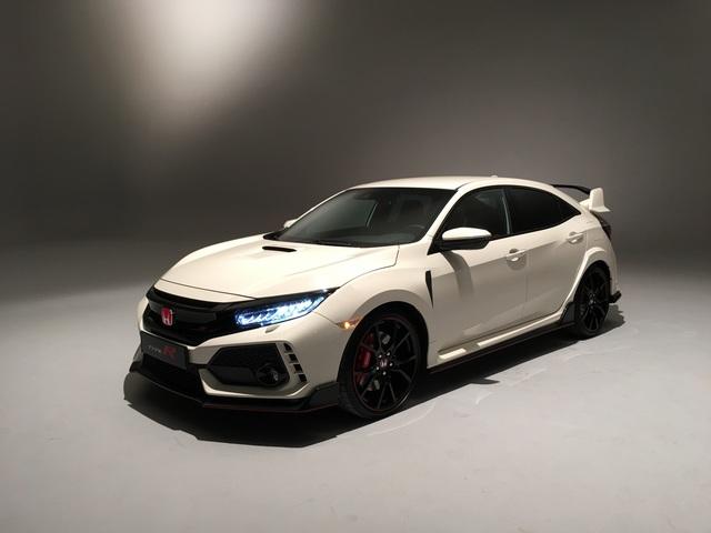 Honda Civic Type R - Er ist sportlich und er zeigt´s