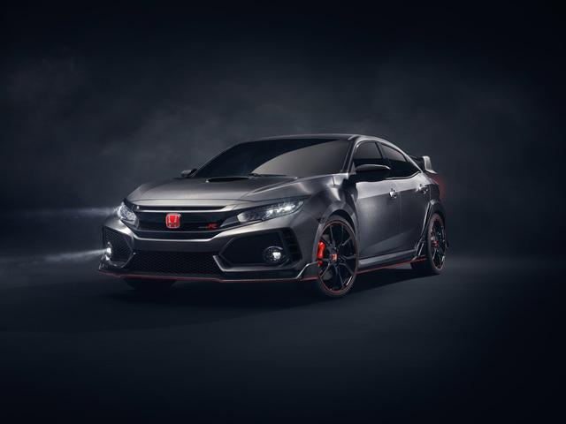 Honda Civic Type R - Die haben's richtig eilig