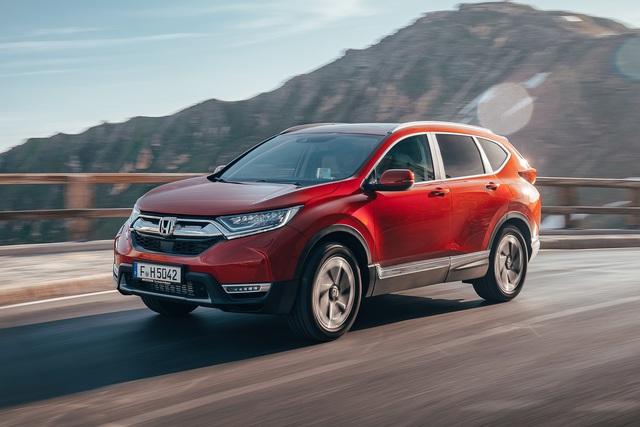 Honda CR-V  - Elektrisch oder doch lieber konventionell?