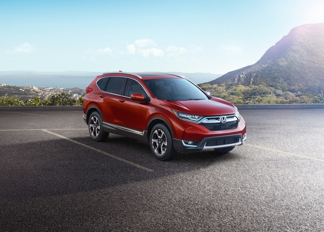 Honda CR-V  - Mehr Platz und technisch auf den neuesten Stand gebracht