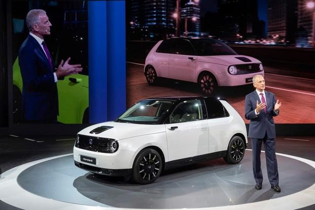 Honda E: die Preise - E-Kleinwagen kommt in zwei Leistungsstufen