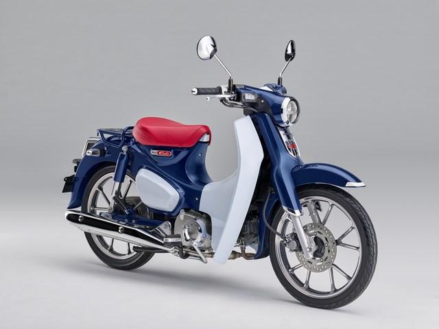 Honda Super Cub C125 - Wiederauferstehung eines Zweirad-Oldies