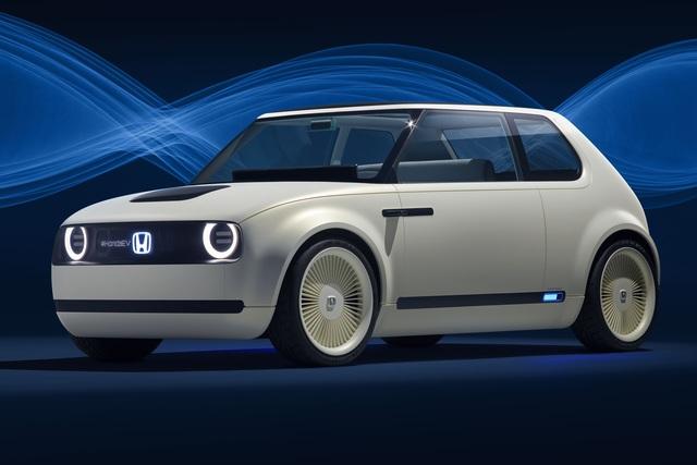 Honda Urban EV  - Retro-Stromer kommt 2019