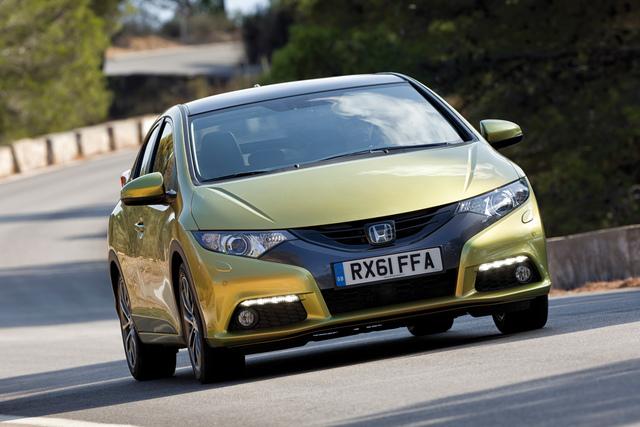Honda Civic - Neuer Spardiesel bleibt unter vier Litern