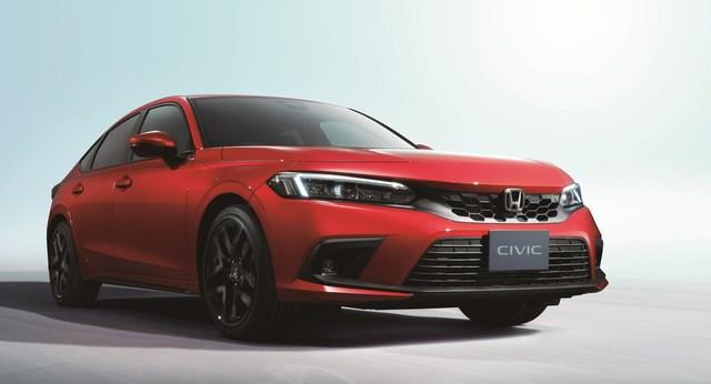 Honda Civic   - Neue Generation nur mit Hybrid