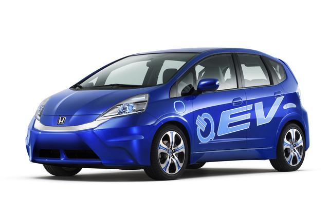 Honda in Genf - Kräftig unter Spannung