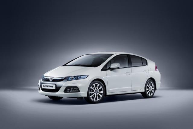 Honda Insight - Sparsamer ins neue Jahr