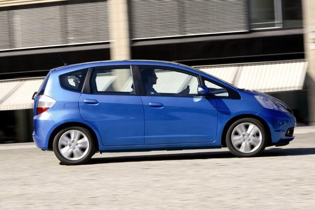 Honda Jazz - Neuer Einstiegspreis unter 10.000 Euro