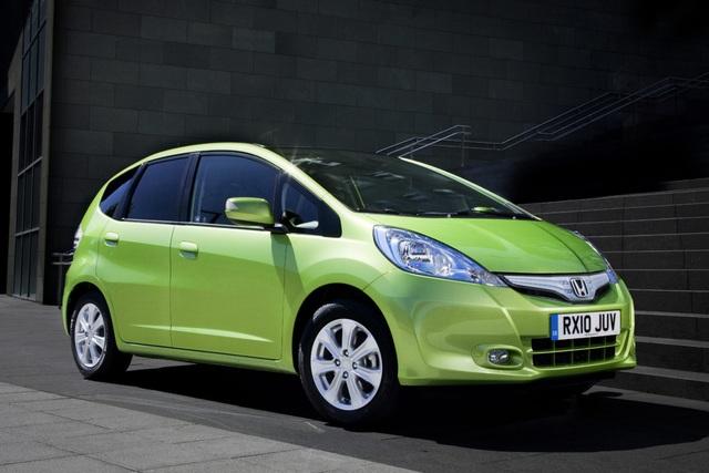 Honda Umweltpläne - Ein Drittel weniger CO2