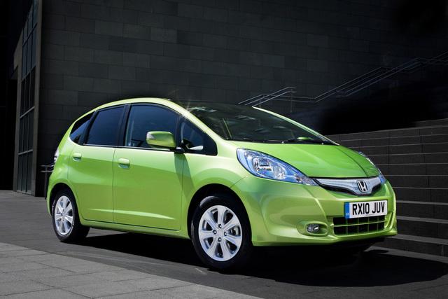 Zwei Motoren für den Kleinen: Honda Jazz mit Hybridantrieb