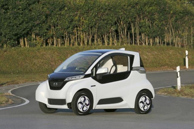 Honda Elektroauto - Drei in einem