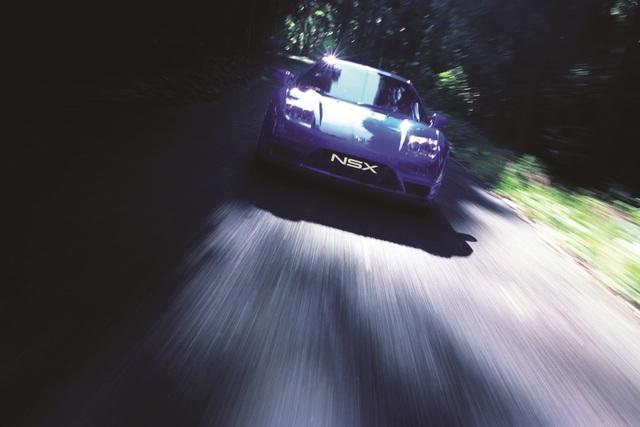 Honda NSX - Comeback des Fernost-Ferraris