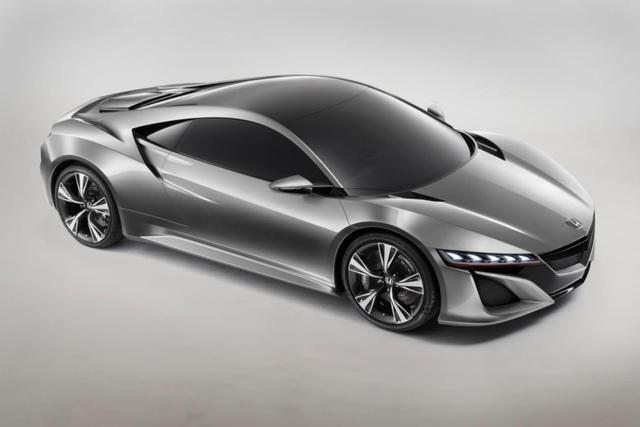 Honda auf dem Genfer Salon - Supersportler mit Hybrid