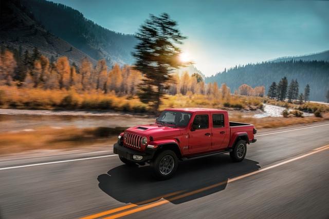 Jeep Gladiator  - Wrangler mit Pritsche