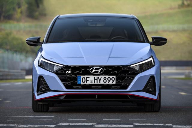 Hyundai i20 N  - Handlicher Kraftmeier