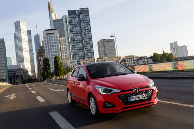 Test: Hyundai i20 - Praktisch statt stylisch