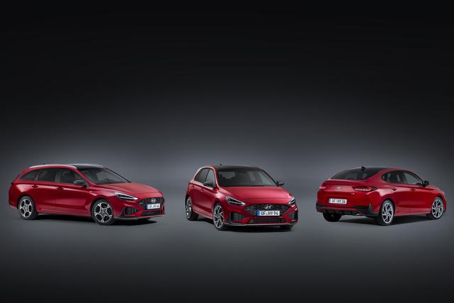 Hyundai i30 Facelift  - Assistenten und große Räder