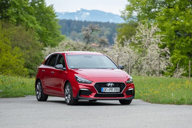 Fahrbericht: Hyundai i30 N-Line - Sieht sportlich aus