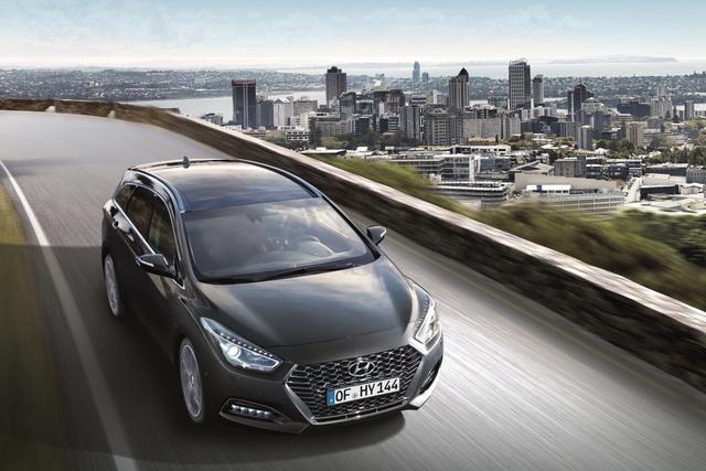 Hyundai i40 Kombi Facelift - Comeback mit kleinen Update