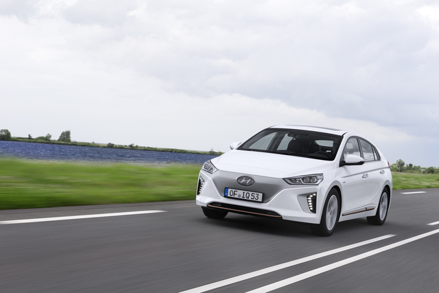 Test: Hyundai Ioniq Elektro  - Solide unter Strom