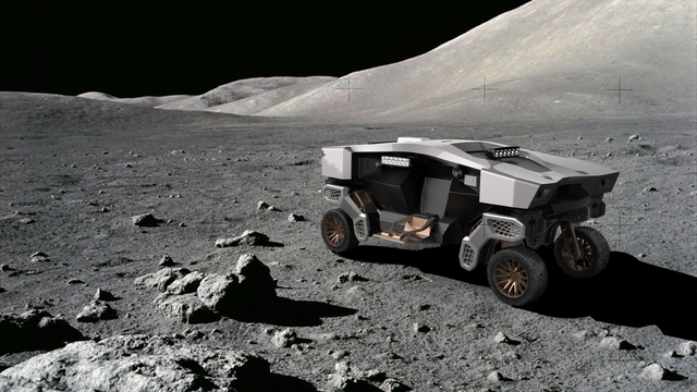 Hyundai Tiger-X1 - Mondlandung nicht ausgeschlossen
