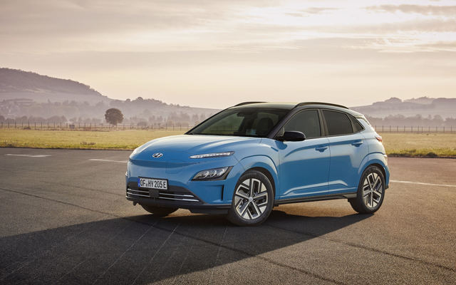 Hyundai Kona Elektro und Hybrid  - Lifting für die Strom-Modelle